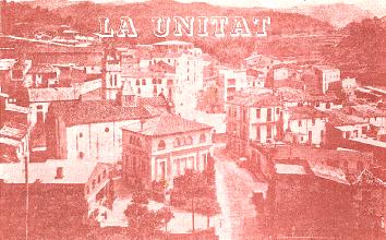 La Unitat. Logo