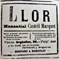 Manantial-Llor